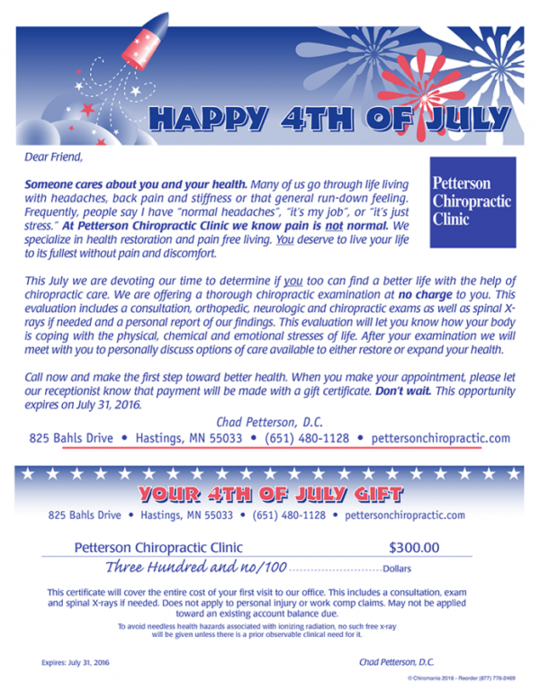 July 4 Rocket Cert