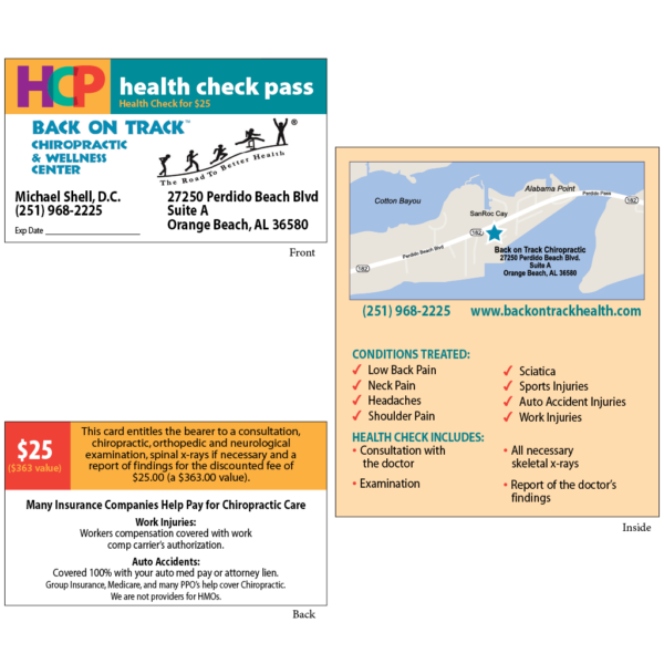 """Health Pass - Style """"C4"""" (shell)"""